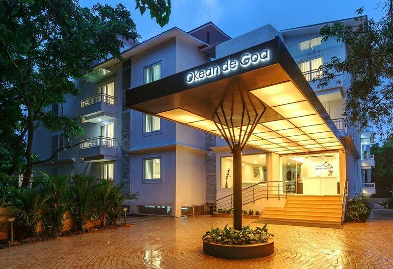 Resort Okean De Goa
