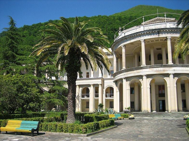 Мини отель Три Кипариса