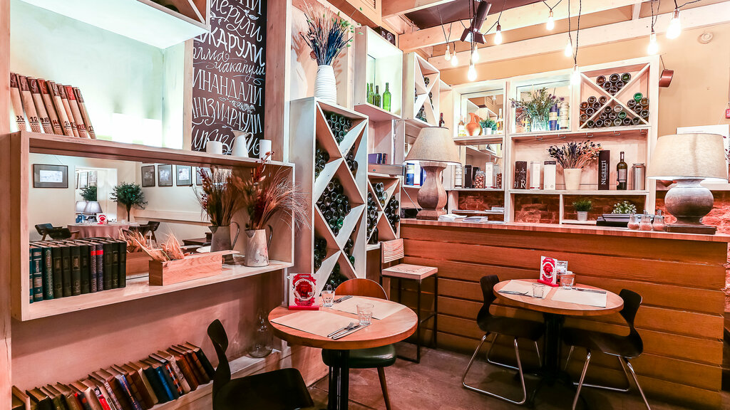 ресторан — Ресторан Март — Москва, фото №2