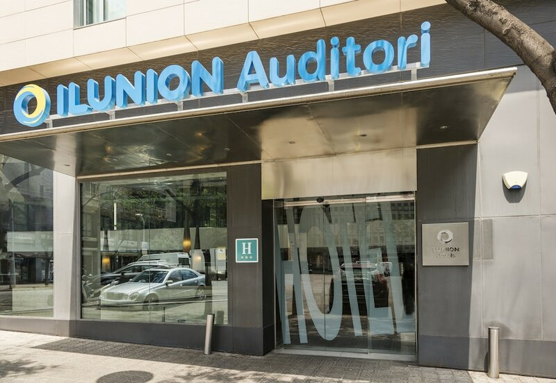 Hotel Ilunion Auditori