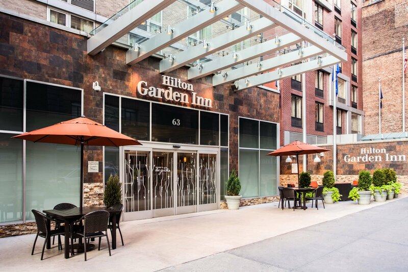 Hilton Garden Inn New York/West 35 Street