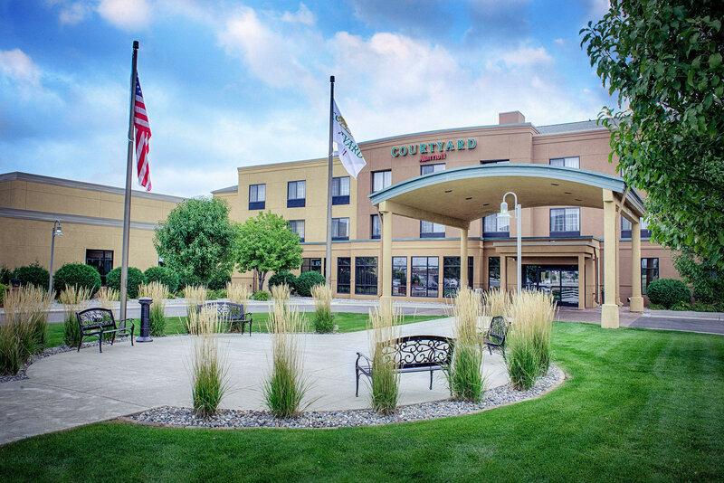 Courtyard by Marriott Fargo Moorhead, Mn