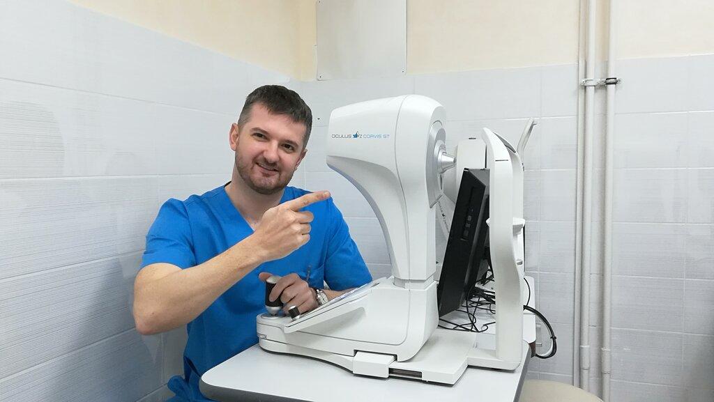 коррекция зрения — Центр лечения кератоконуса — Москва, фото №1