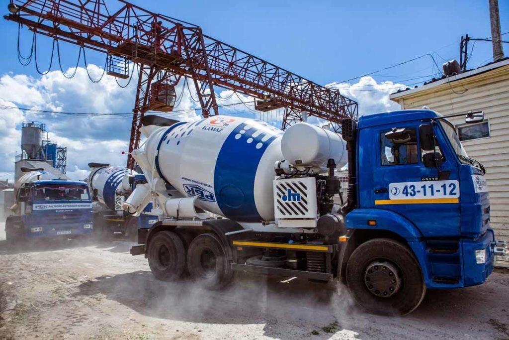 Бетона комбинат норма расхода воды для приготовления цементного раствора