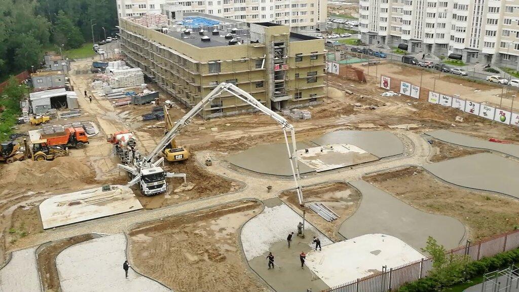 Бетон гаврилов посад купить установку для бурения бетона