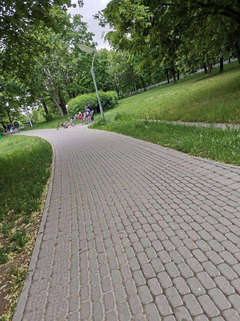 парк культуры и отдыха — Парк имени Михаила Павлова — Минск, фото №1