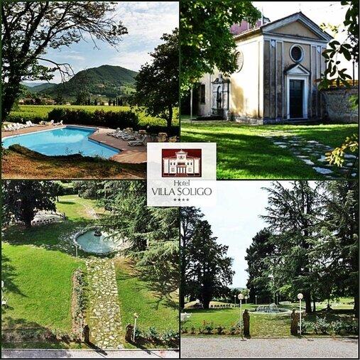 Hotel Villa Soligo - Small Luxury Hotels of the World