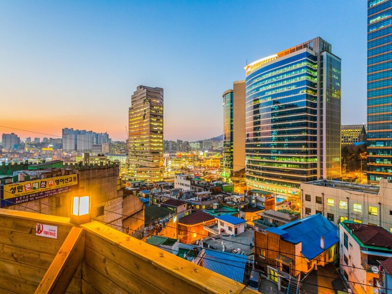 Majung Guesthouse Seoul Station Namsan Park