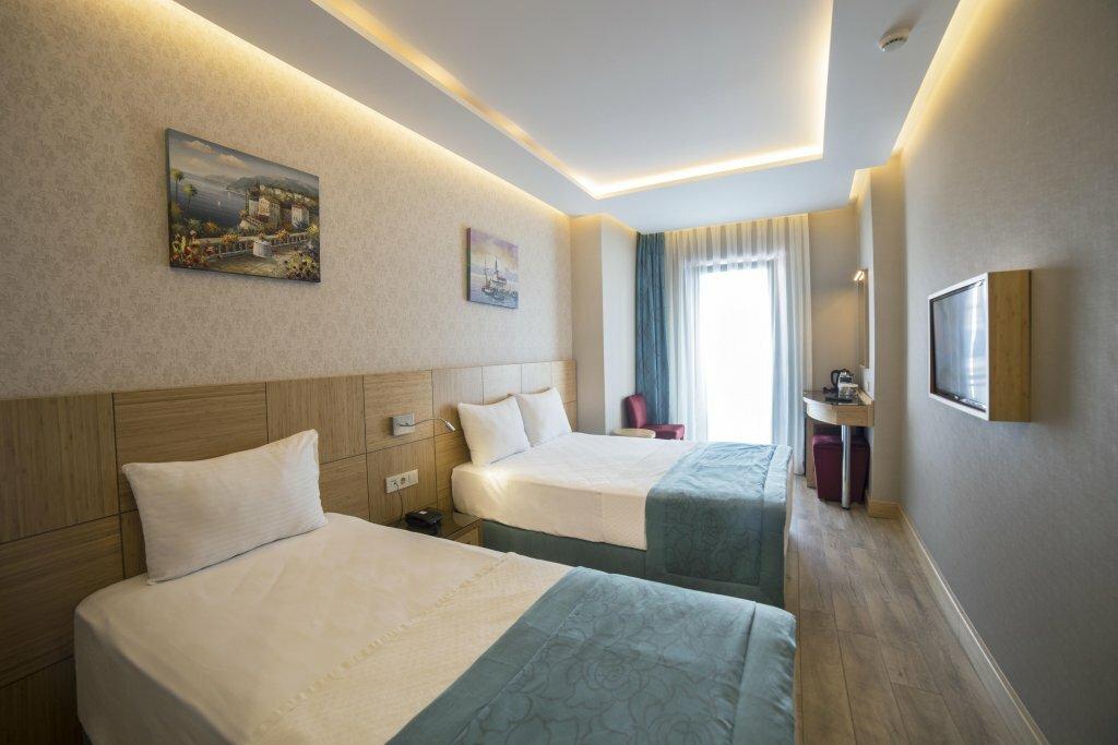 otel — Meretto Hotel Laleli — Fatih, photo 2