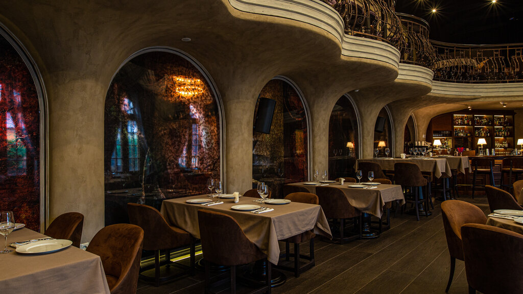 ресторан — Magnus Locus — Москва, фото №2