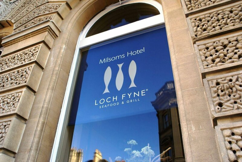 Loch Fyne Restaurant and Hotel Bath