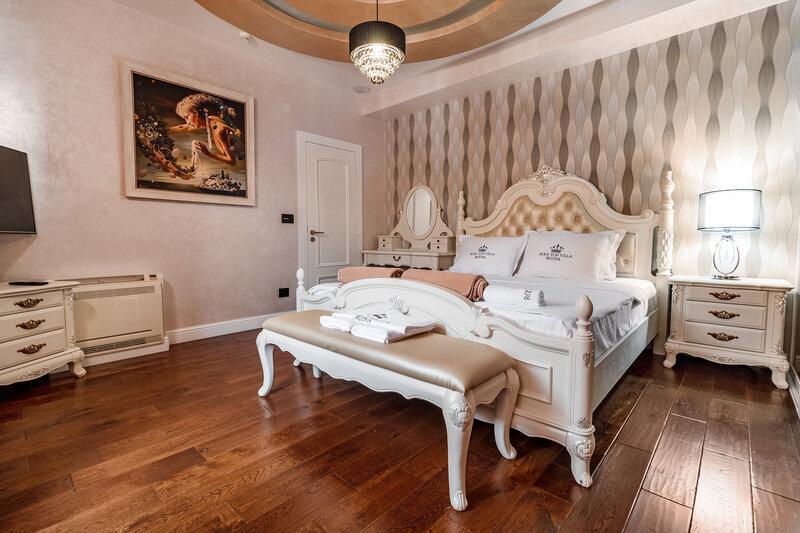 Roof Top Villa Montenegro Budva