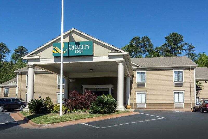 Quality Inn Phenix City Columbus