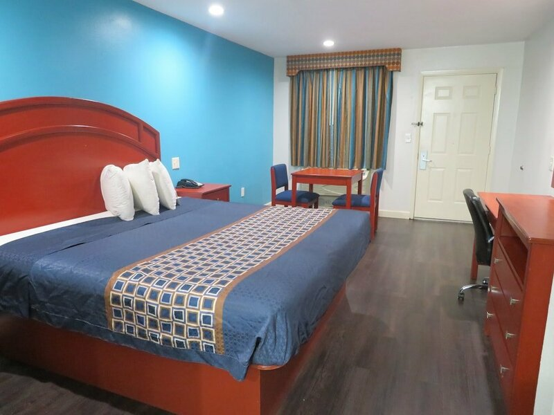 Americas Best Value Inn And Suites Houston Katy