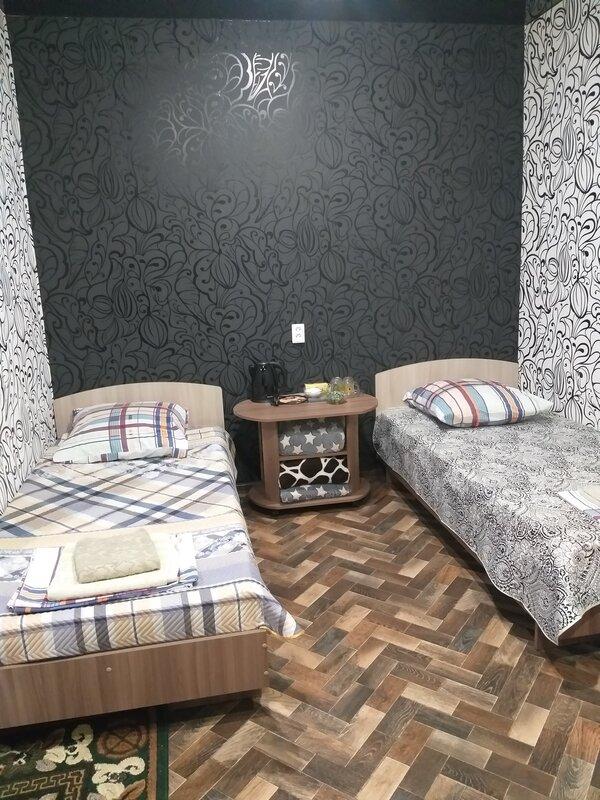 Гостевые комнаты у Ирины