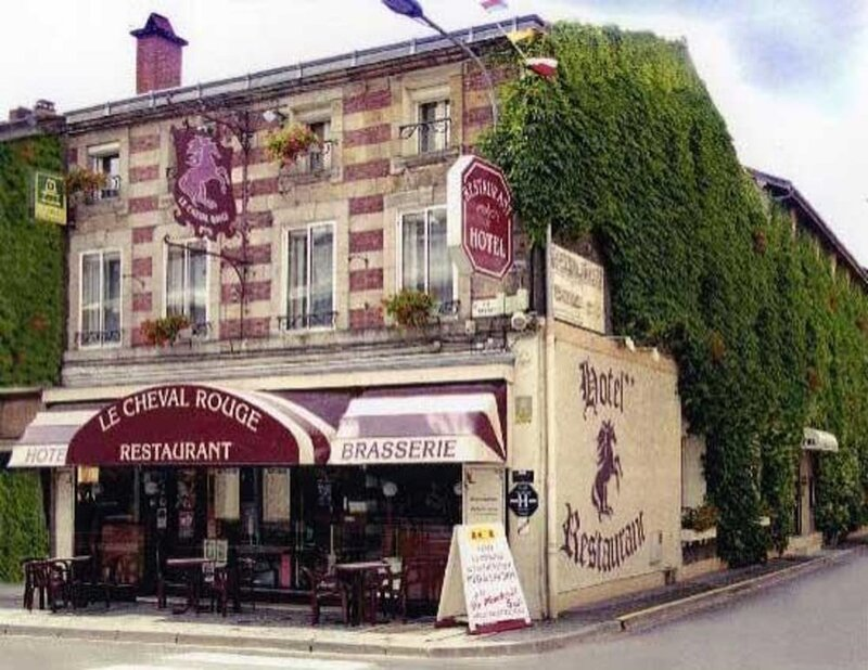 Hôtel restaurant Le Cheval Rouge