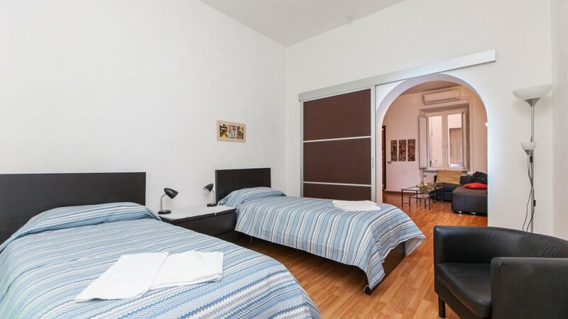 Rental In Rome The Heart Of Trastevere
