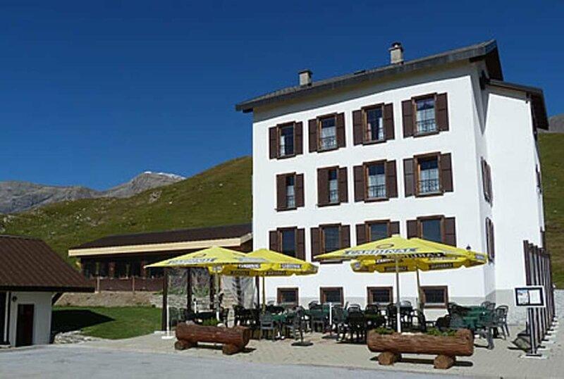 Hotel-Restaurant du Sanetsch