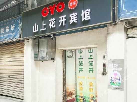 Oyo suining mountain flower hotel