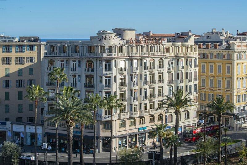 Albert 1'er Hôtel Nice