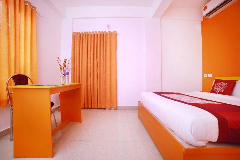 Oyo 8396 Jj Residency