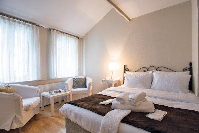 Mavi Konak Apart & Hotel