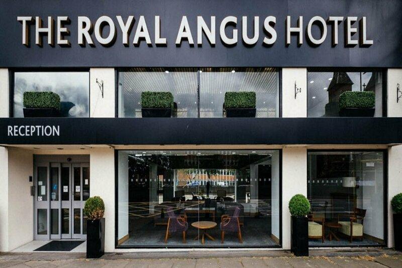 The Royal Angus