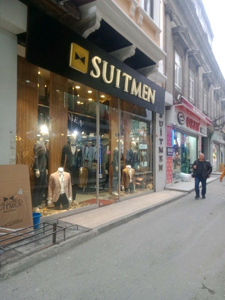 giyim mağazası — Suitmen — Fatih, foto №%ccount%