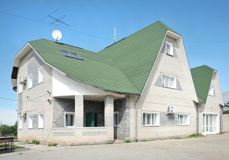 База отдыха Зеленая Крыша