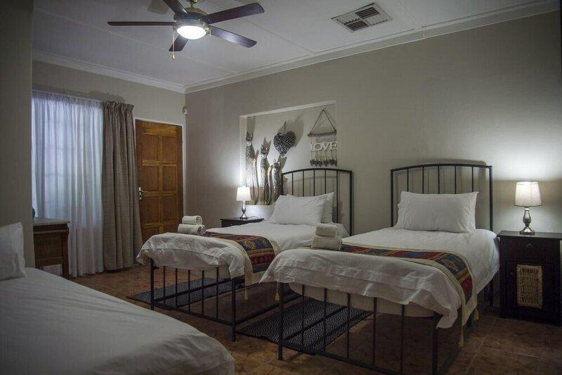 Villa Africa Guesthouse