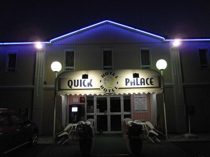 Quick Palace Le Mans Nord St Saturnin