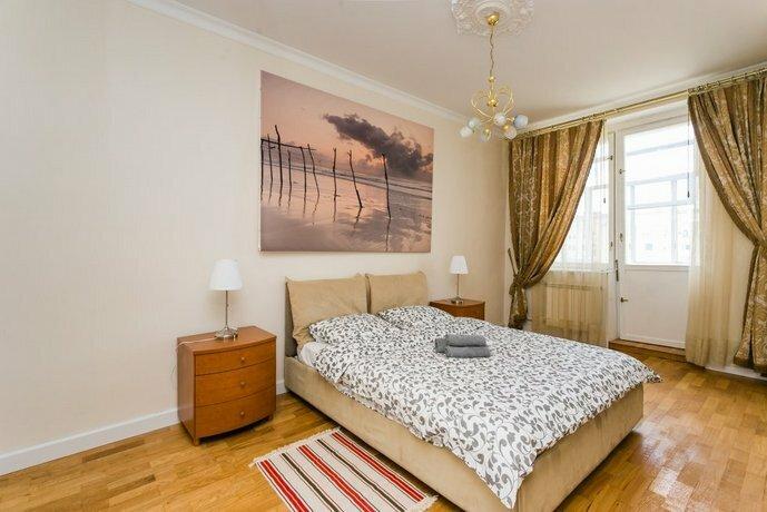 Апартаменты Dom na Smolenskoy