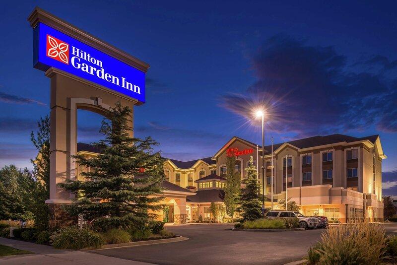 Hilton Garden Inn Salt Lake City Downtown