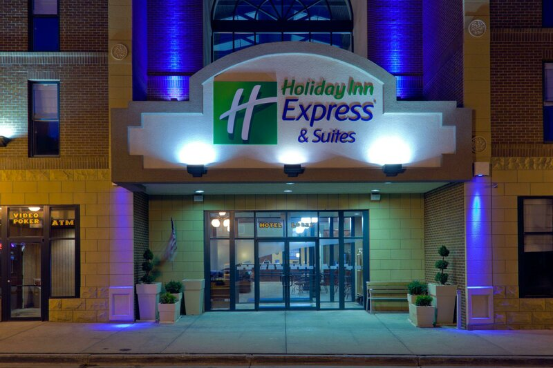 Holiday Inn Express And Suites Deadwood Gold Dust Casino