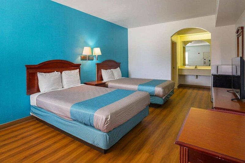 Motel 6 Galveston - Seawall