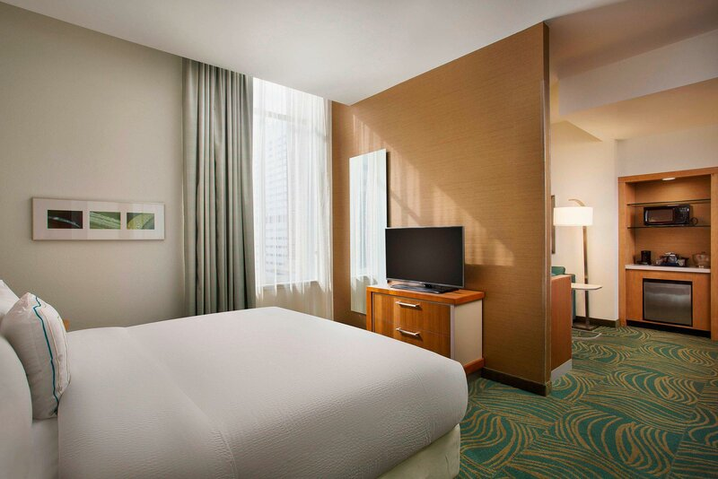 Springhill Suites by Marriott Houston Dwntn/Convention Cntr