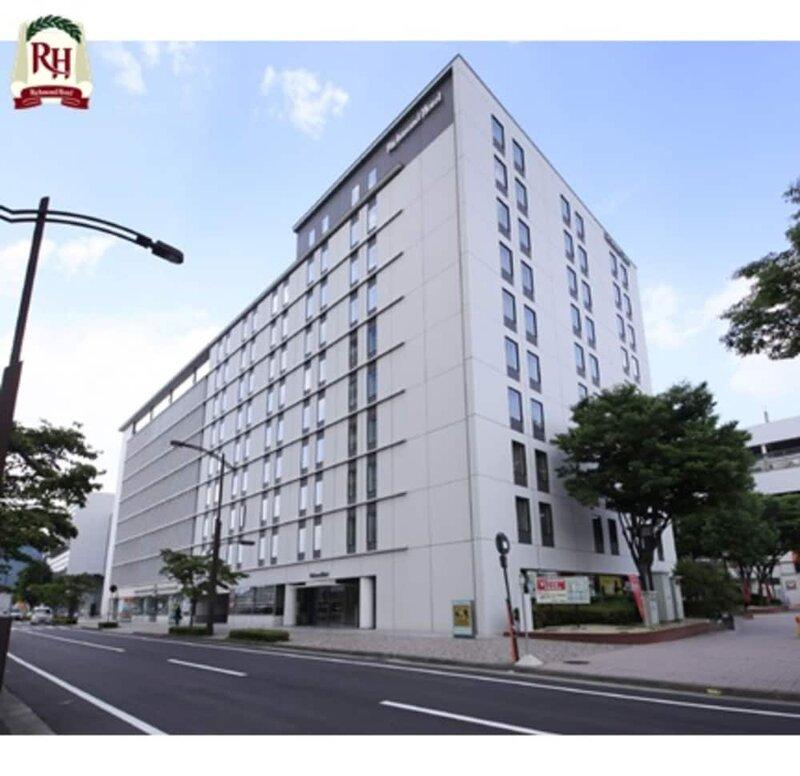 Richmond Hotel Fukushima Ekimae