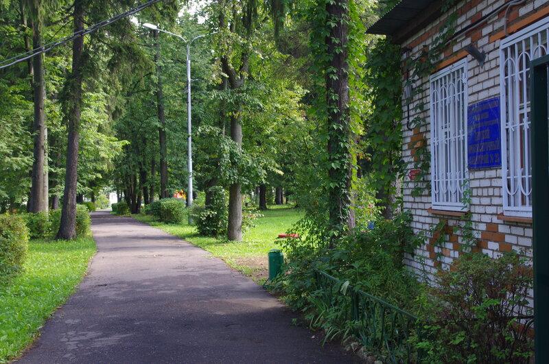 Государственное бюджетное учреждение здравоохранения г. Москвы Детский бронхолегочный санаторий № 23 Департамента здравоохранения города Москвы