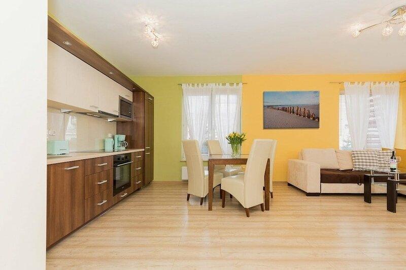 Kolobrzeg. apartments