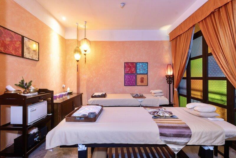 Отель Shanghai Mansion Bangkok