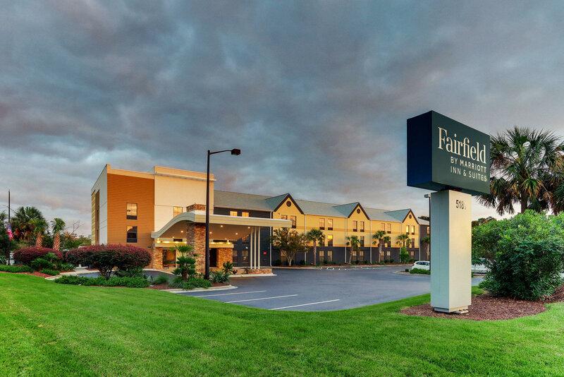 Fairfield Inn & Suites by Marriott Southport