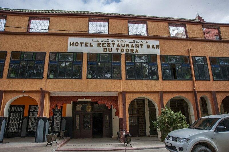 Hotel Todra Centre De Tinghir