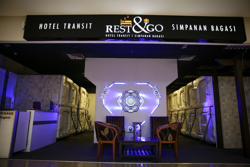 Tbs Rest & Go Transit Motel - Hostel