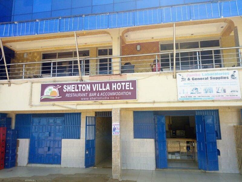 Shelton Villa Hotel