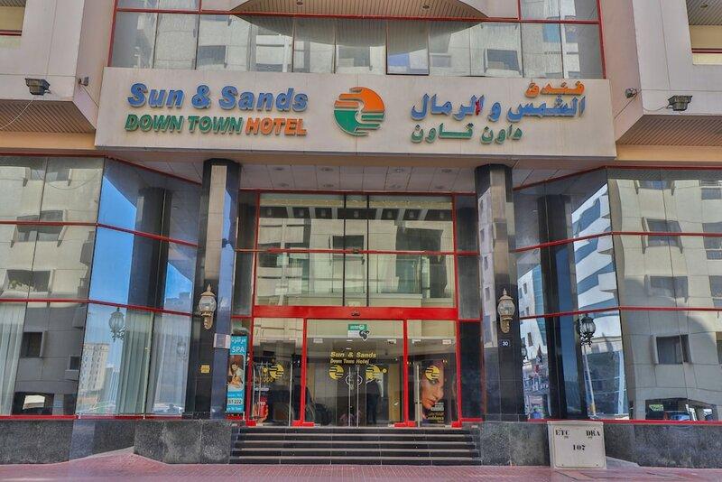 Sun & Sands Downtown Dubai