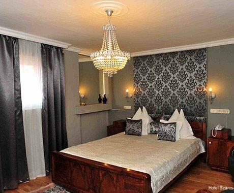 Hotel Szárcsa