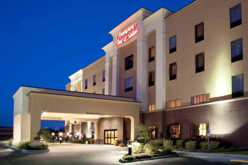 Hampton Inn & Suites Morgan City, La