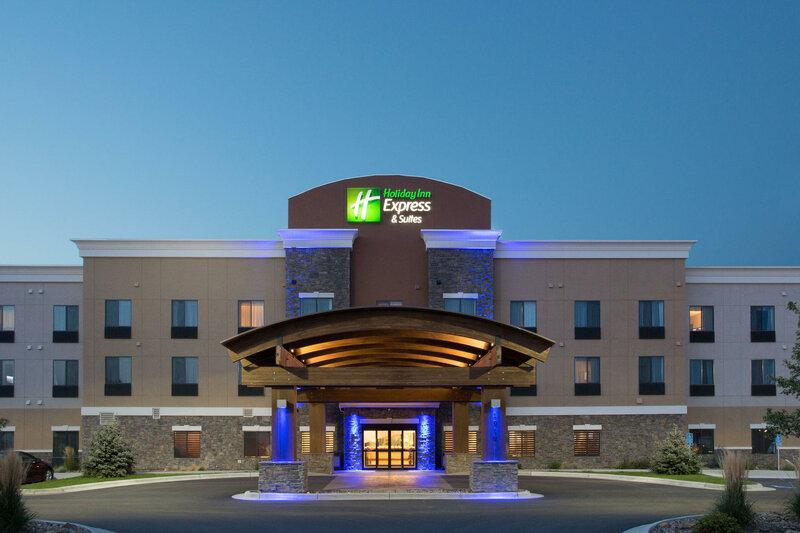 Holiday Inn Express Hotel & Suites Glendive
