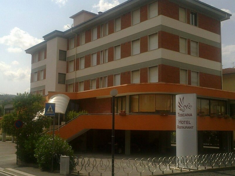 Отель Toscana