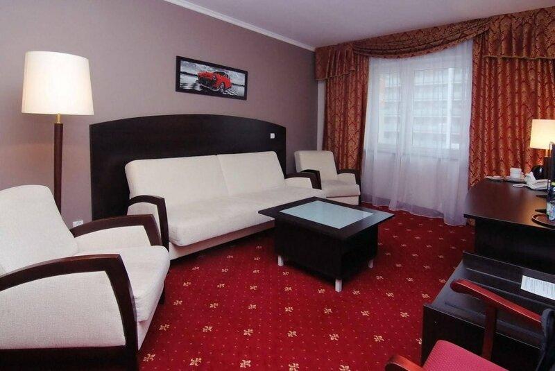 Hotel & Restauracja San Remo